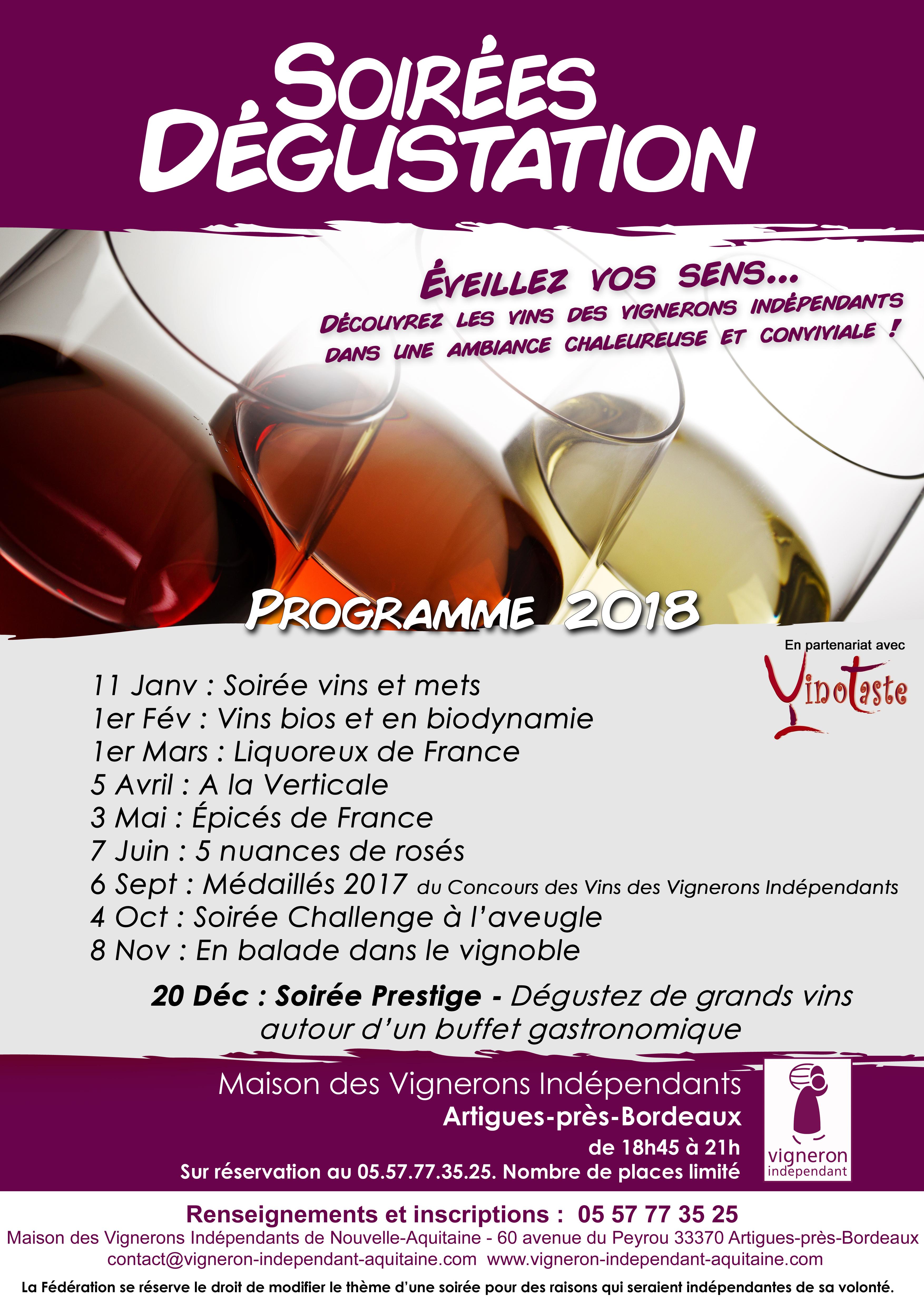 Vignerons ind pendants d 39 aquitaine for Salon du vin nancy
